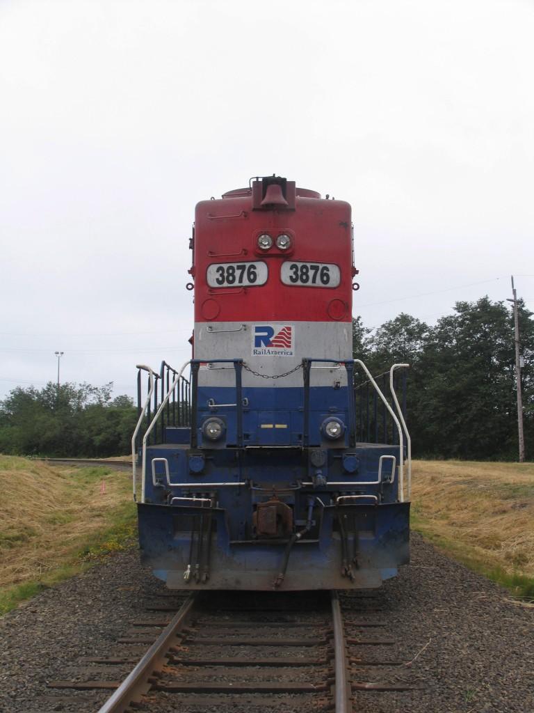 Diesel Locomotive Aberdeen