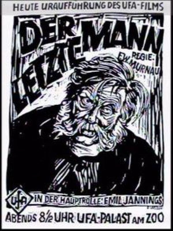 F. Murnau Poster for Wolfman