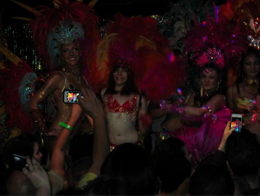 Acacia Hurrican Samba