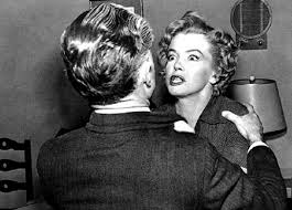 Nell (Monroe) & Eddie (Cook)